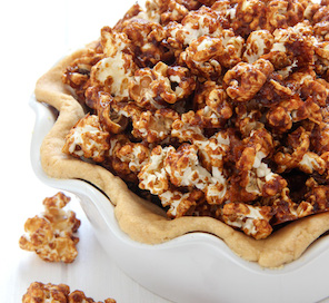 Pumpkin Pie Caramel Corn