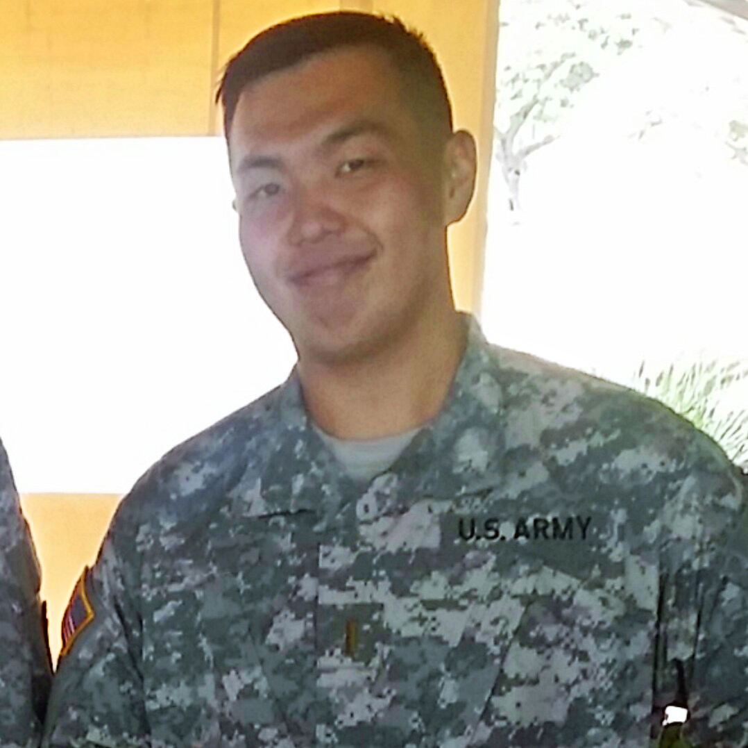 Photo of Kevin Kanemitsu, US Army
